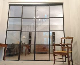 Verrière intérieure - Verriere Atelier - baie vitrée - Nancy